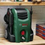 Bosch AQT 37-13 High Pressure Washer Combi Kit