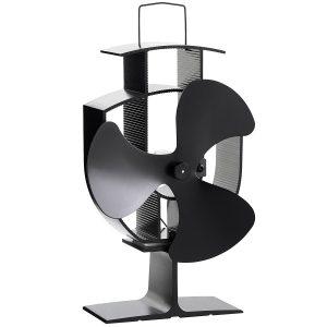 VonHaus 3 Blade Stove Fan