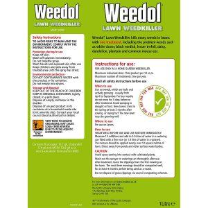 Weedol Lawn Weedkiller