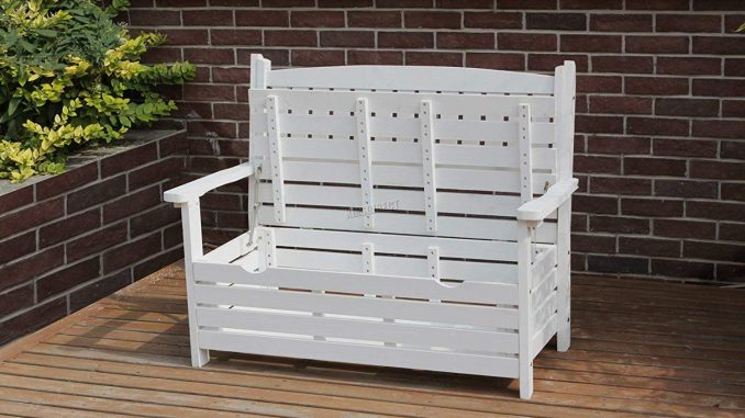 Garden Storage Bench Buyers Guide